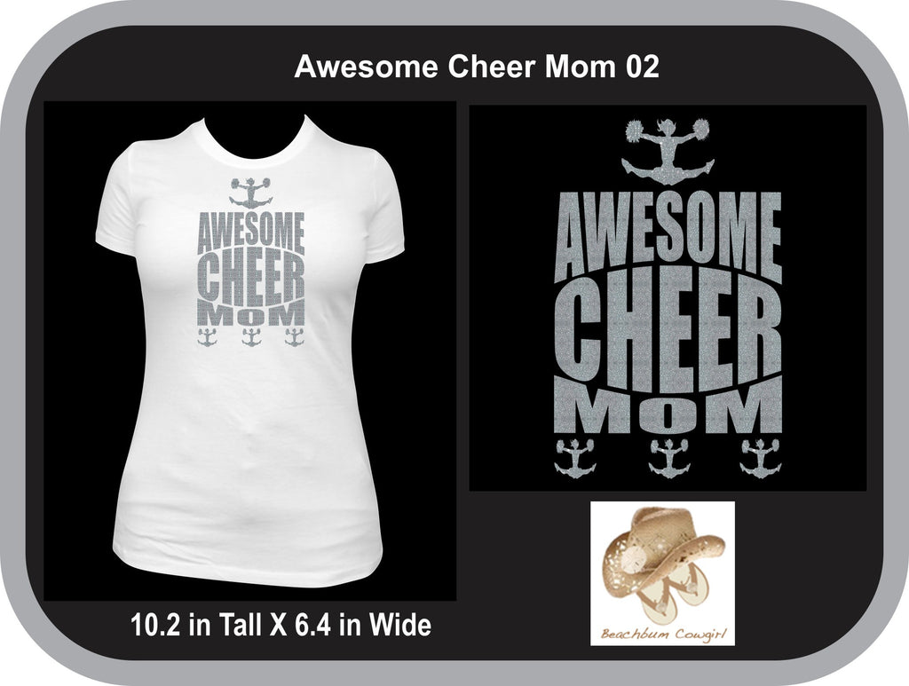 Awesome Cheer Mom 002