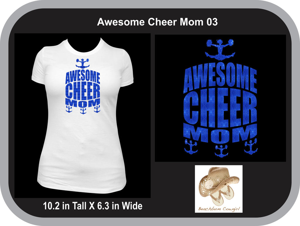 Awesome Cheer Mom 003