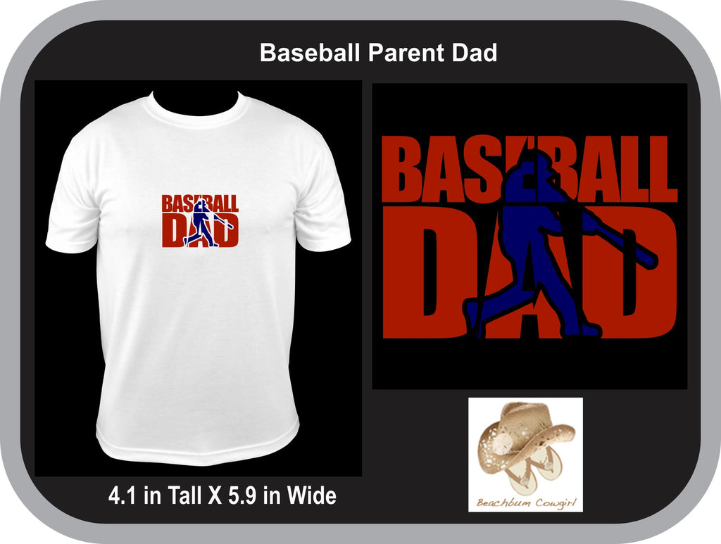 Baseball Dad (Batter Knock Out)