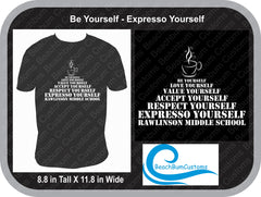 Expresso Yourself
