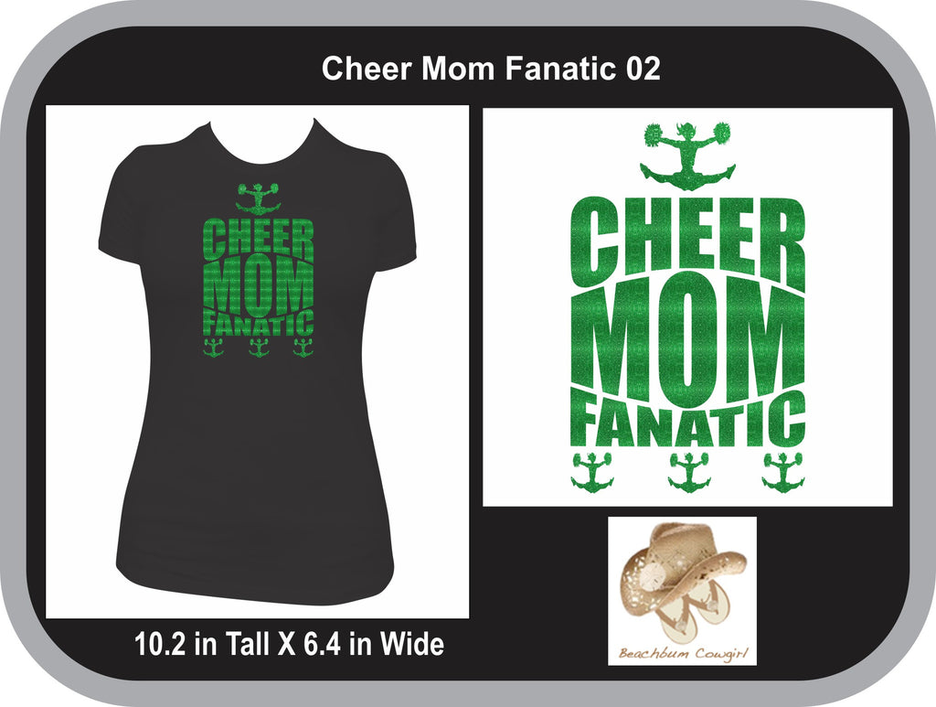 Cheer Mom Fanatic 002