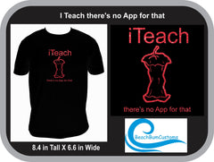 iTeach There's no App for that