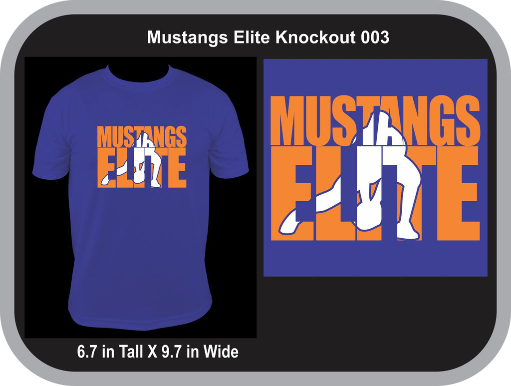 Mustangs Elite Knockout 003 - Customized