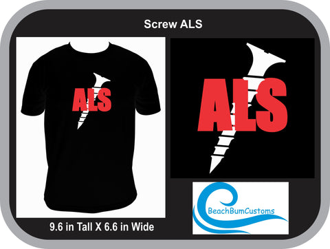 Screw ALS