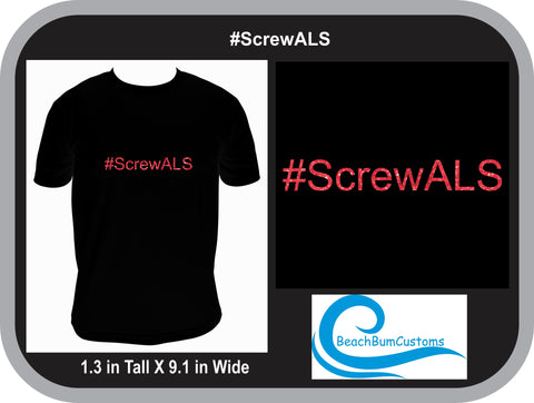 Tom's Troops~ #ScrewALS