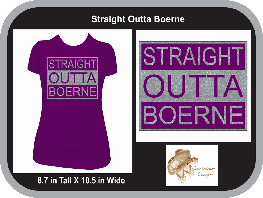 Straight Outta Boerne