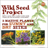 Three Native Plants Series