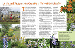 A Natural Progression: Making a Native Plant Border