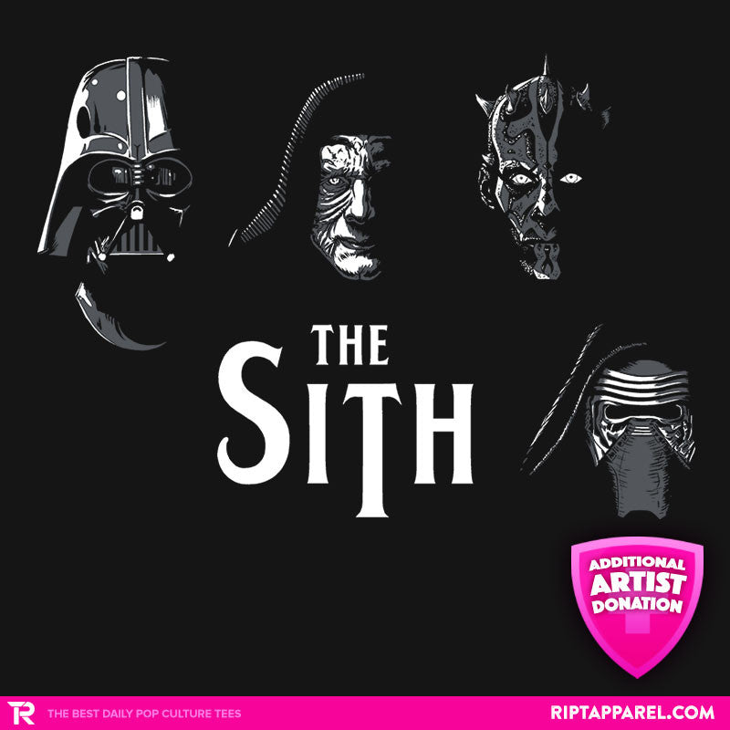 The Sith - Collection Image - RIPT Apparel