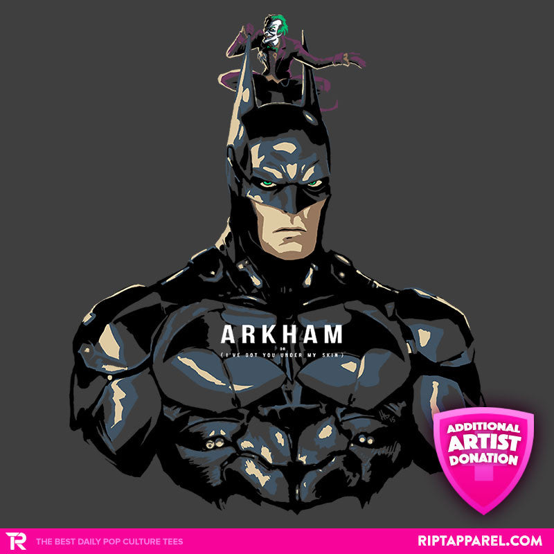 Arkham Man - Collection Image - RIPT Apparel