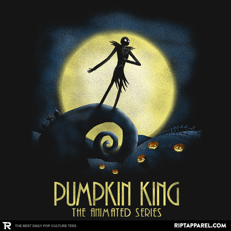 Animated Pumpkin King - Collection Image - RIPT Apparel