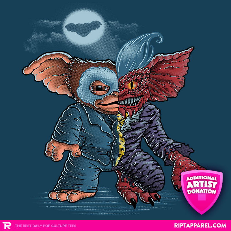 Two Faced Mogwai - Collection Image - RIPT Apparel
