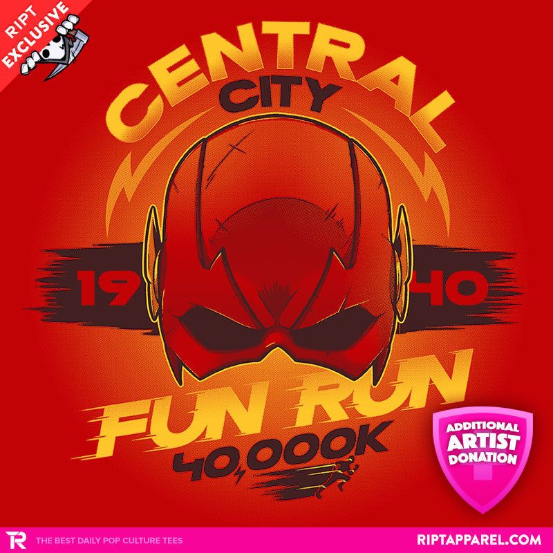 Central City Fun Run - Collection Image - RIPT Apparel