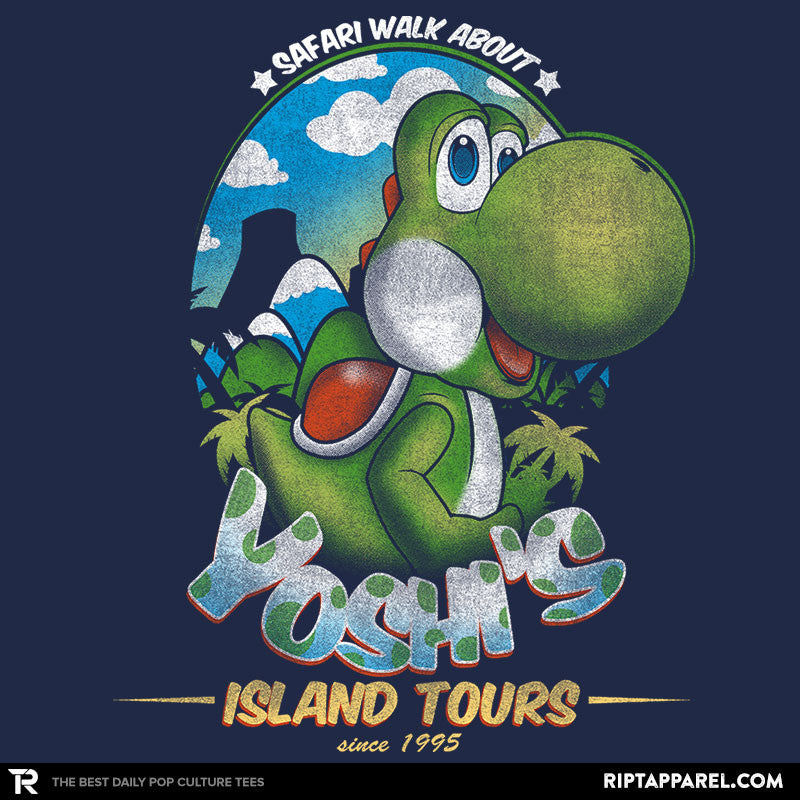 Yoshi's Island Tours - Collection Image - RIPT Apparel