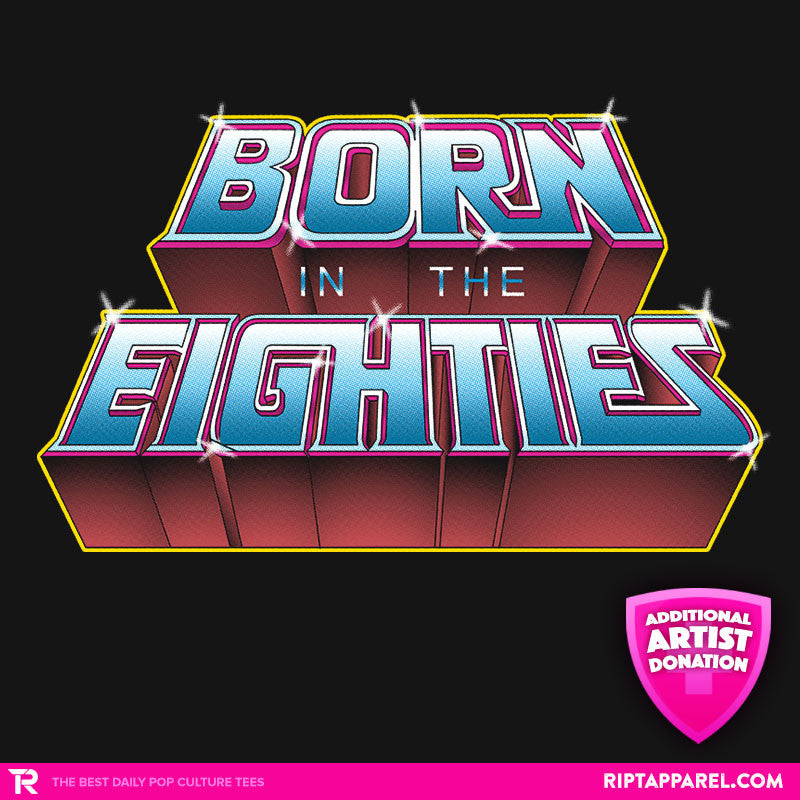 Born in the Eighties - Collection Image - RIPT Apparel