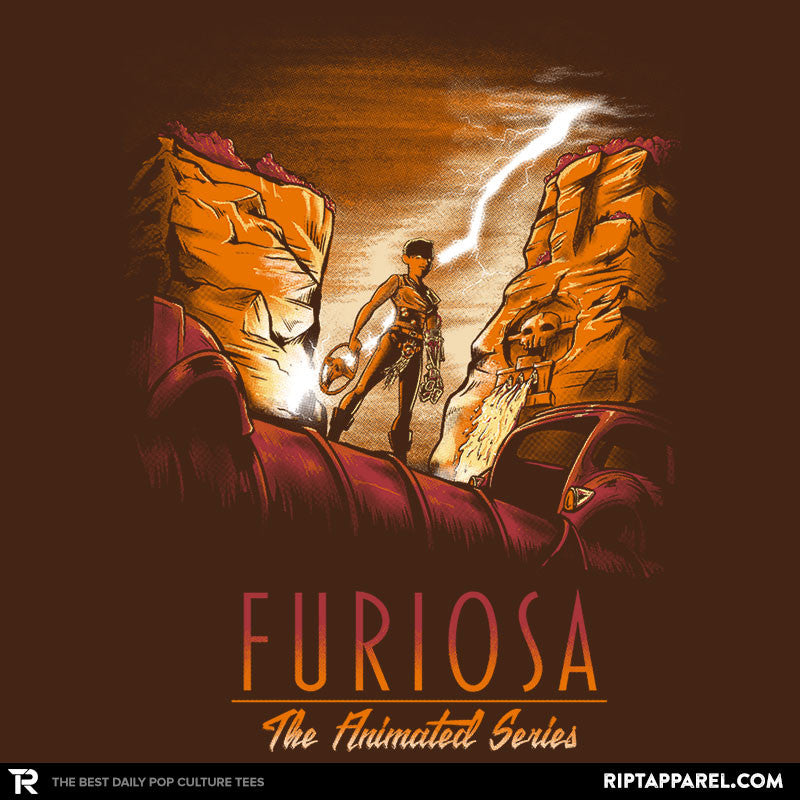 Furiosa: The Animated Series - Collection Image - RIPT Apparel