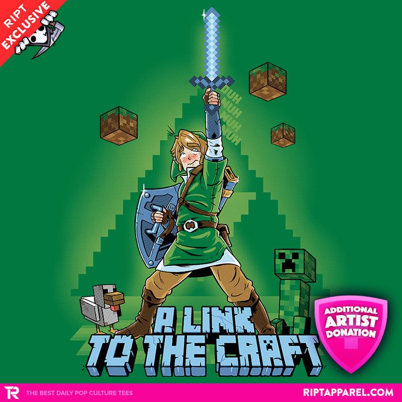 A Link to the Craft - Collection Image - RIPT Apparel