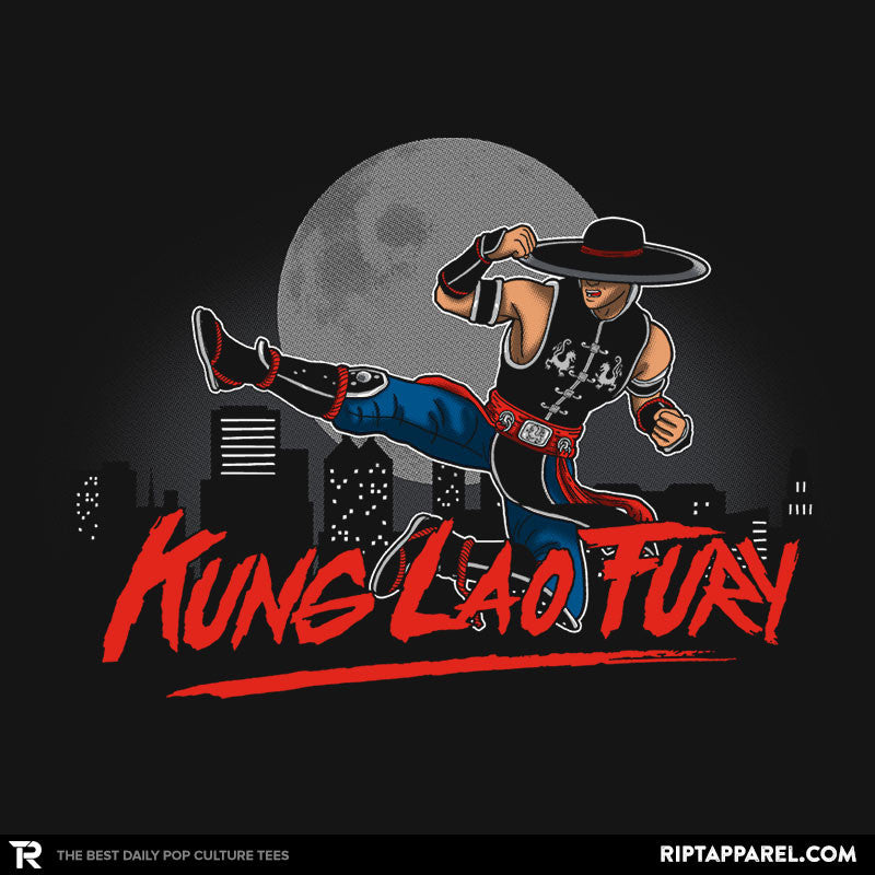 Kung Lao Fury - Collection Image - RIPT Apparel