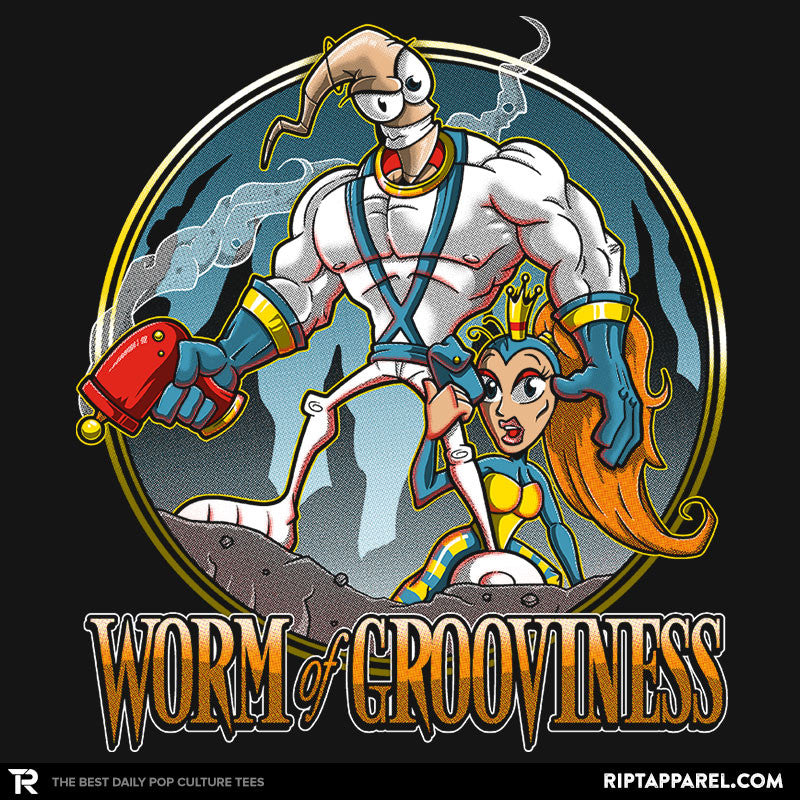 Worm of Grooviness - Collection Image - RIPT Apparel