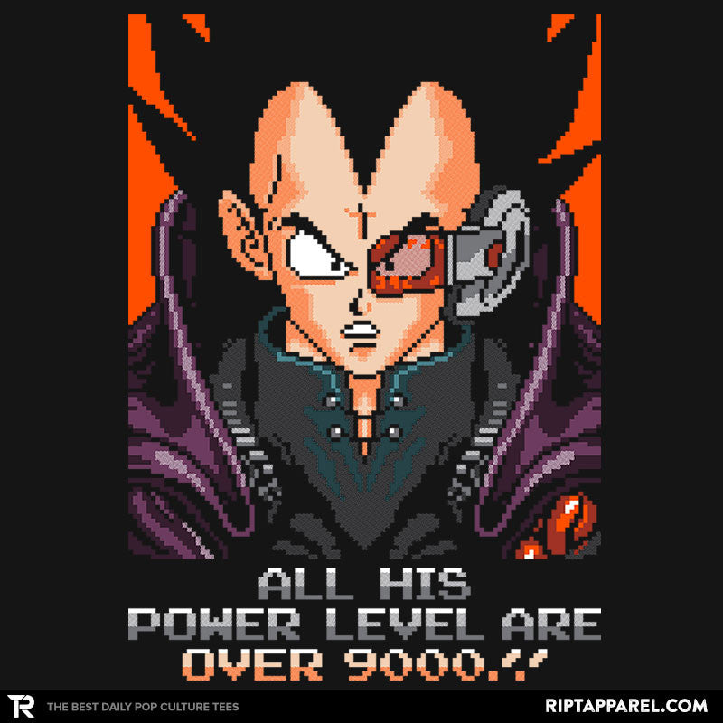 OVER 9000!! - Collection Image - RIPT Apparel