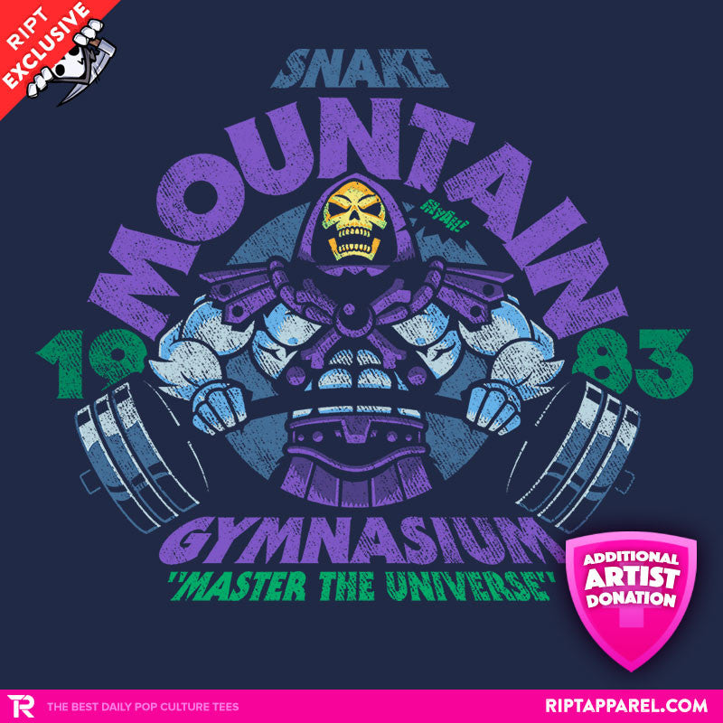 Snake Mountain Gym - Collection Image - RIPT Apparel