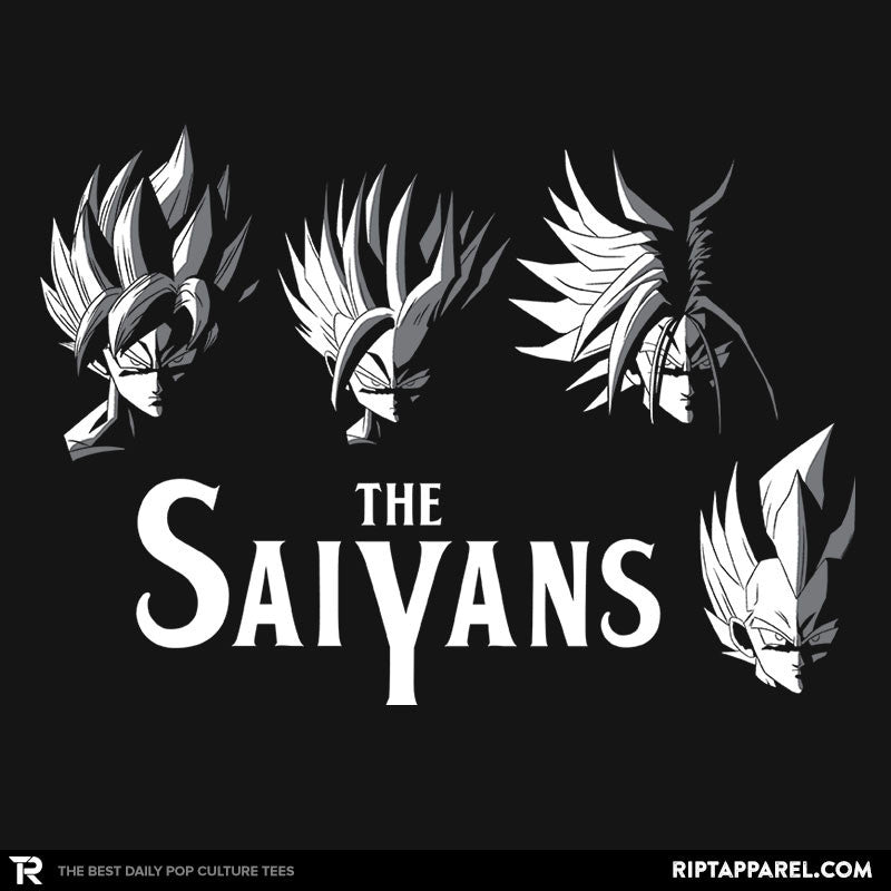 The Saiyans - Collection Image - RIPT Apparel