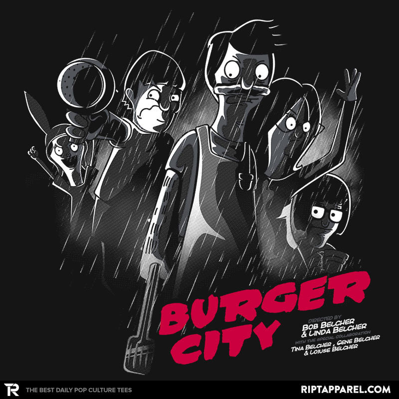Burger City - RIPT Apparel