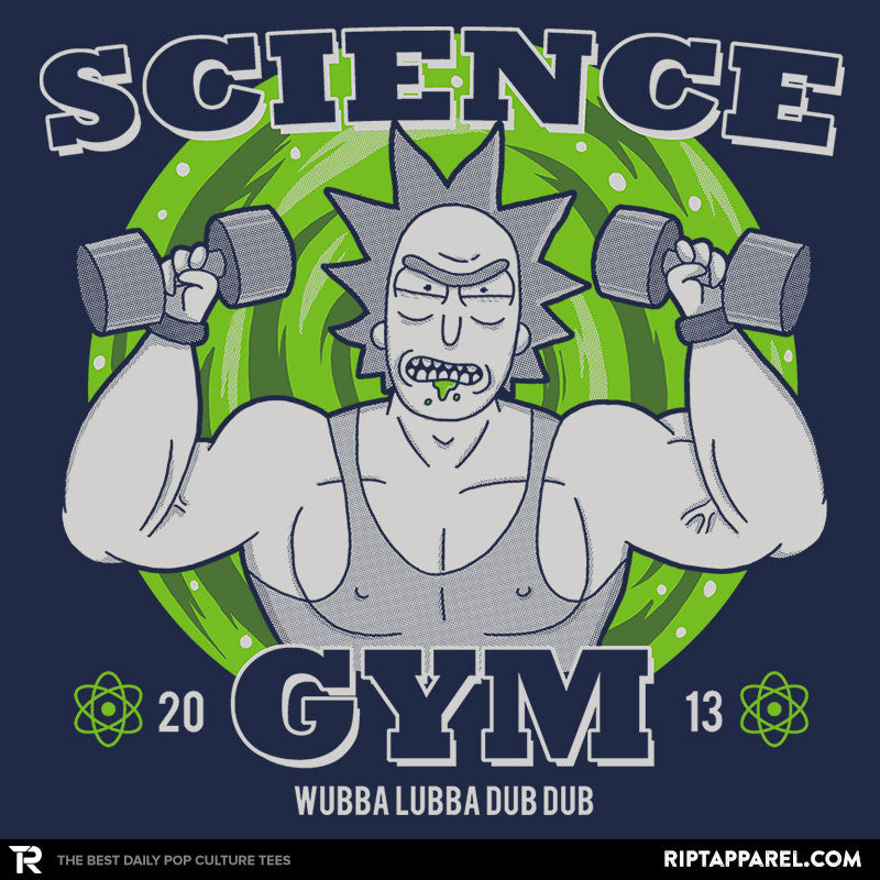 Science Gym - Collection Image - RIPT Apparel