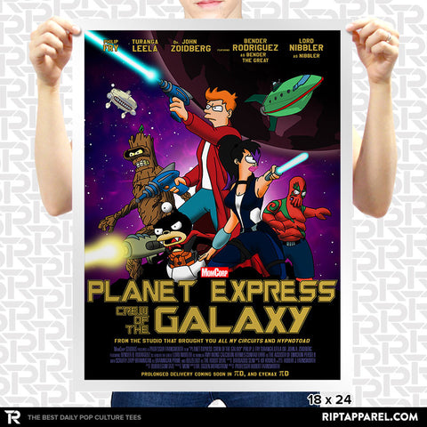 Planet Express: Crew of the Galaxy