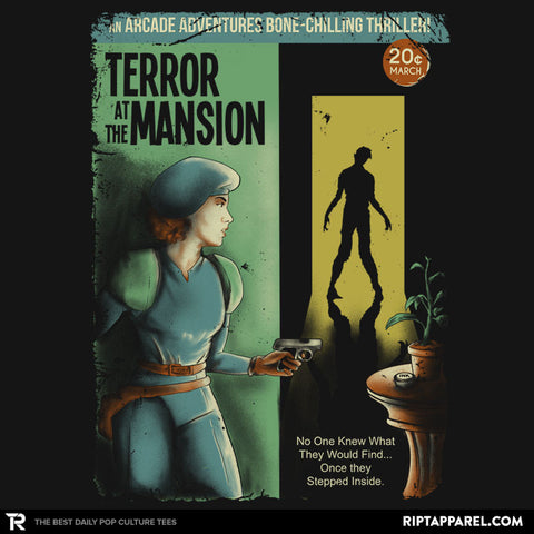 Terror at the Mansion