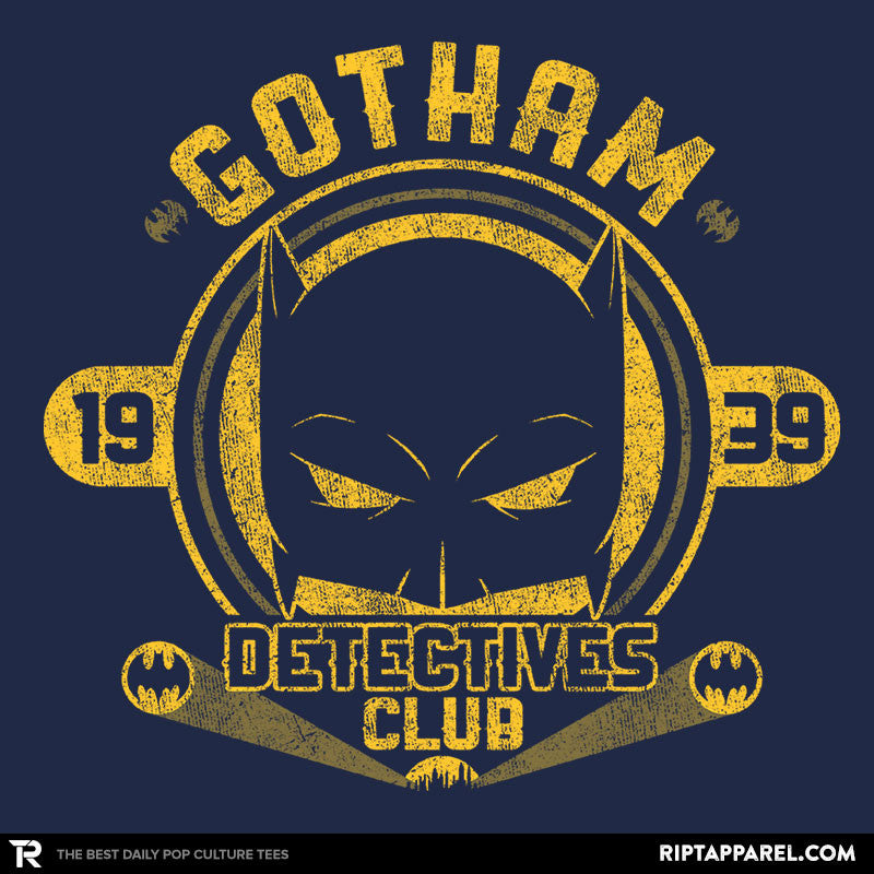 Detective's Club Exclusive - Collection Image - RIPT Apparel