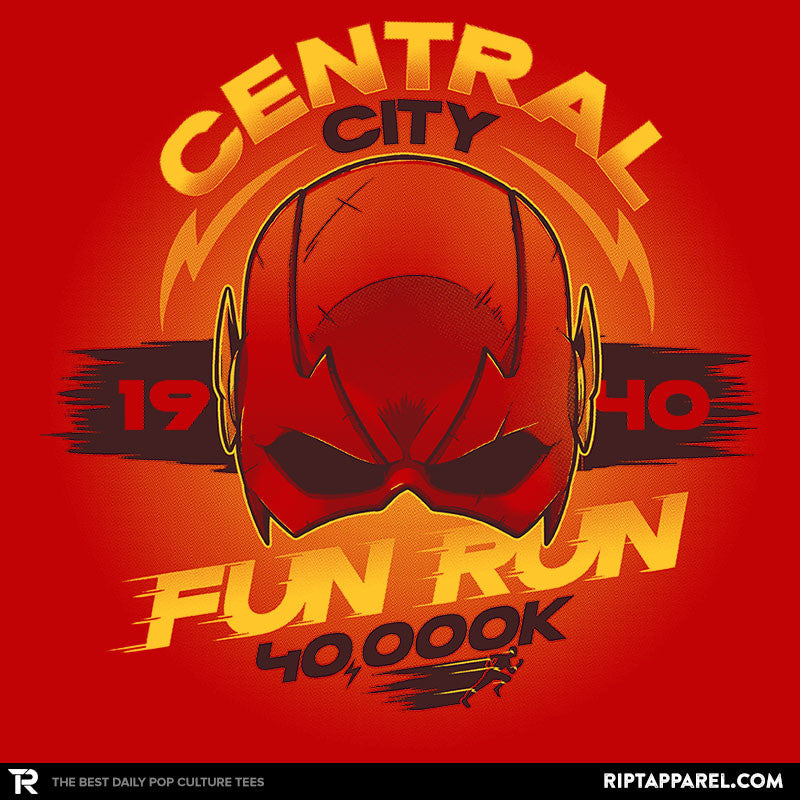 Central City Fun Run Exclusive - Collection Image - RIPT Apparel