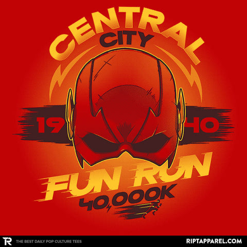 Central City Fun Run Exclusive