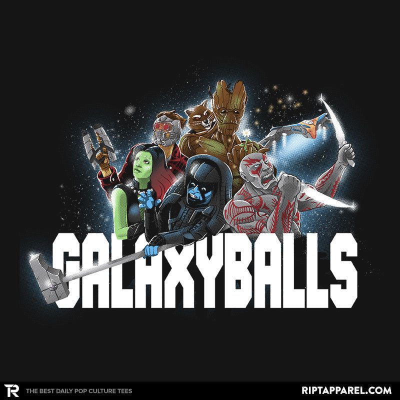 Galaxyballs Exclusive - Collection Image - RIPT Apparel