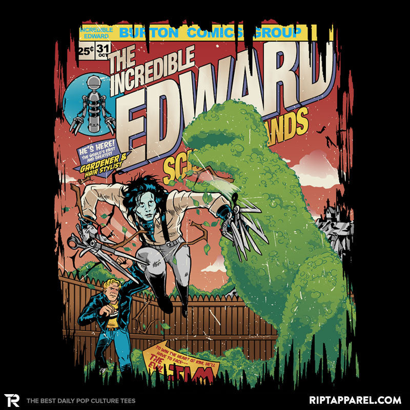 The Incredible Edward Exclusive - RIPT Apparel