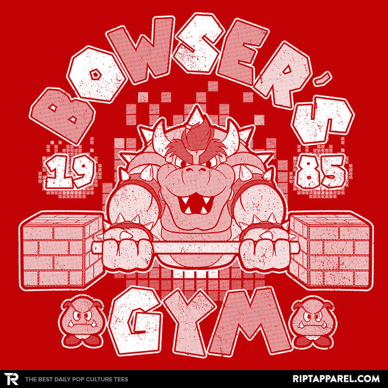 Bowser's Gym - Collection Image - RIPT Apparel