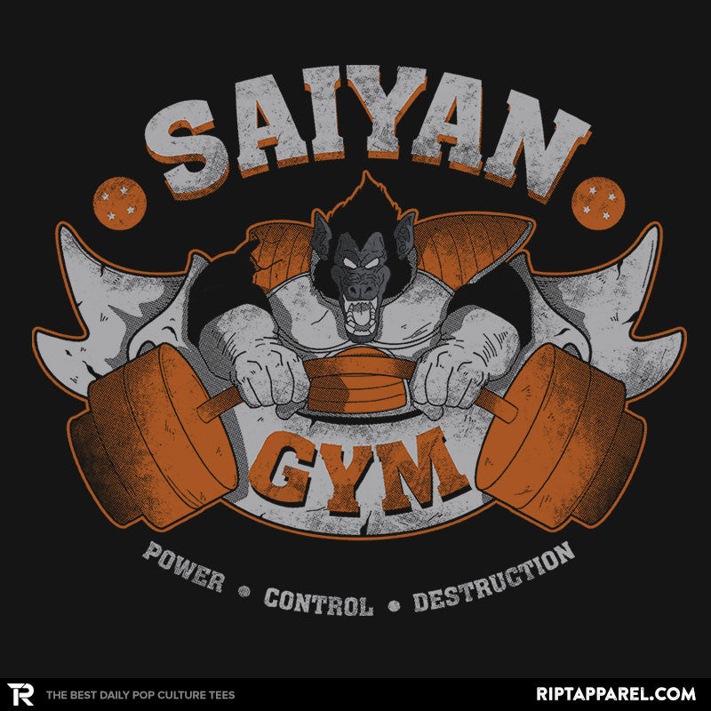 Saiyan Gym 2.0 - Collection Image - RIPT Apparel