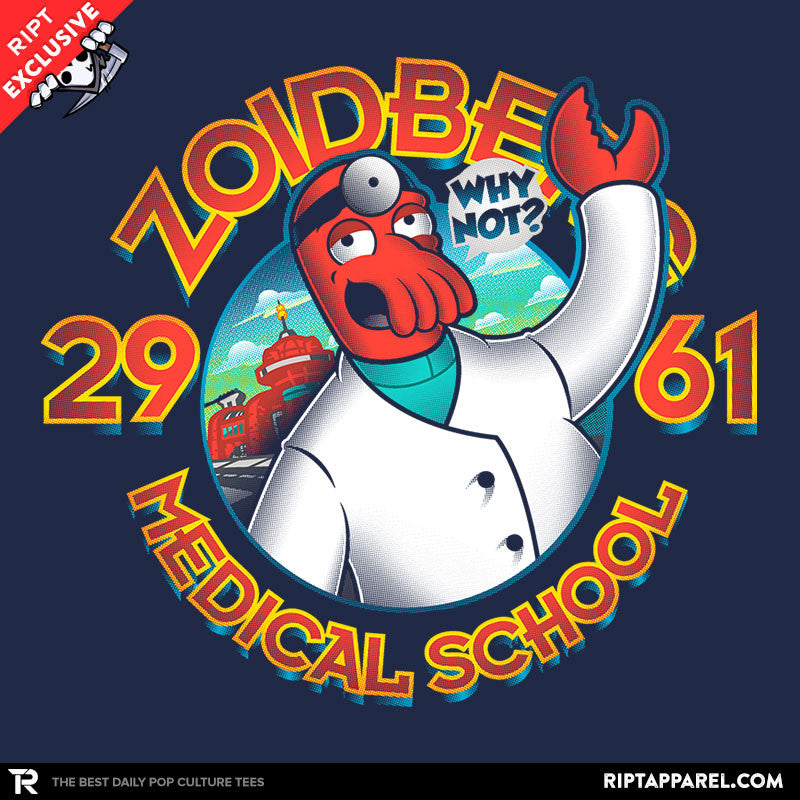 Med. School of the Future - Collection Image - RIPT Apparel