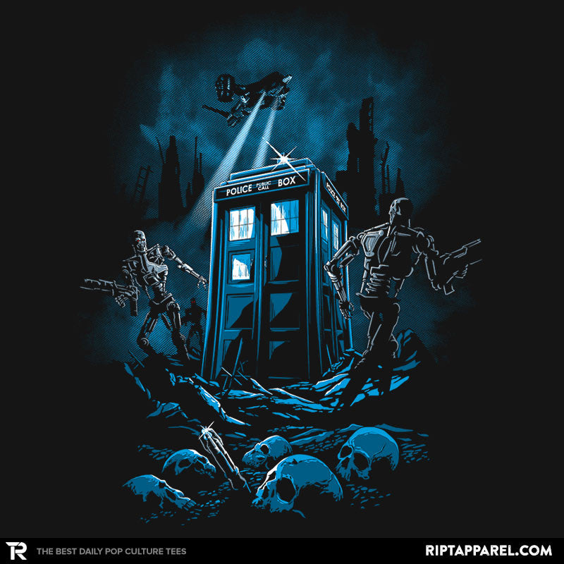 The Doctor's Judgement - Collection Image - RIPT Apparel