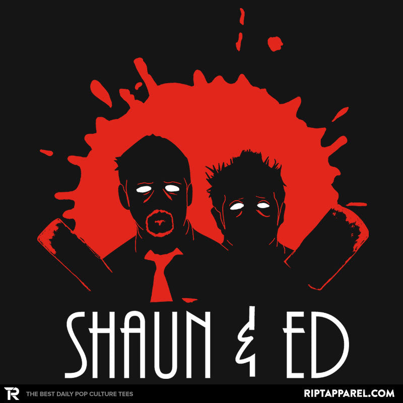 The Adventures of Shaun & Ed - Collection Image - RIPT Apparel