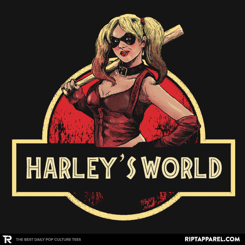 Harley's World - Collection Image - RIPT Apparel