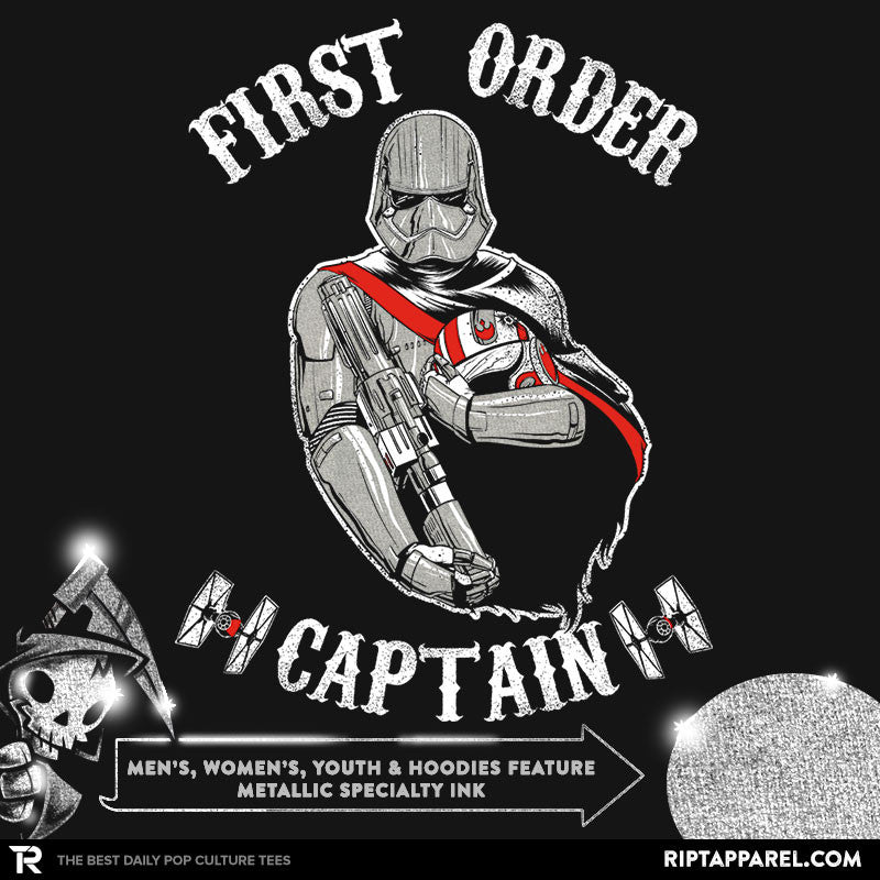 Captain of the First Order - Collection Image - RIPT Apparel