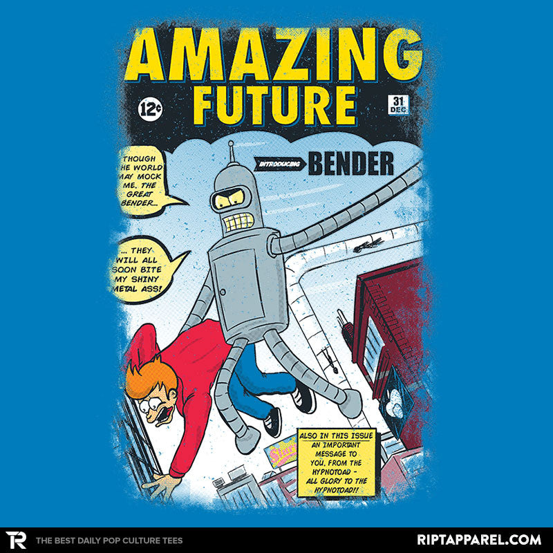 Amazing Future - Collection Image - RIPT Apparel