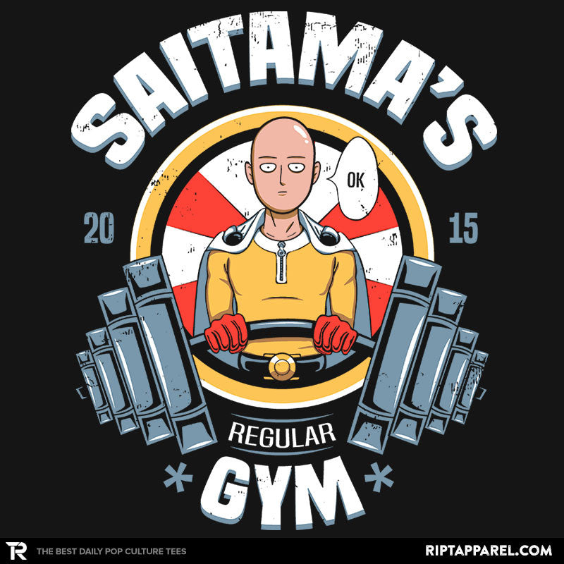 Saitama's gym - Collection Image - RIPT Apparel