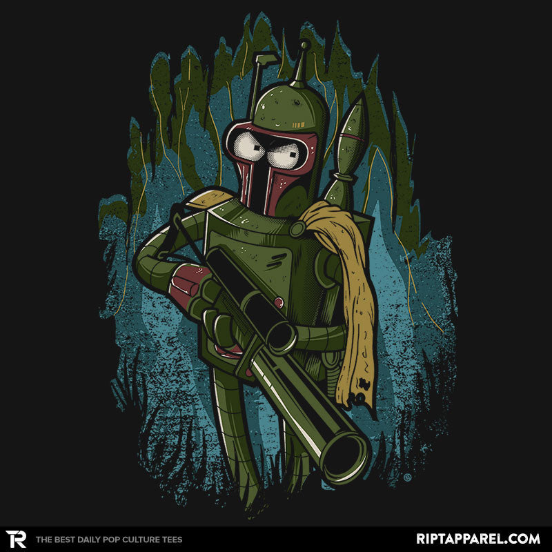 Bender Fett - Collection Image - RIPT Apparel