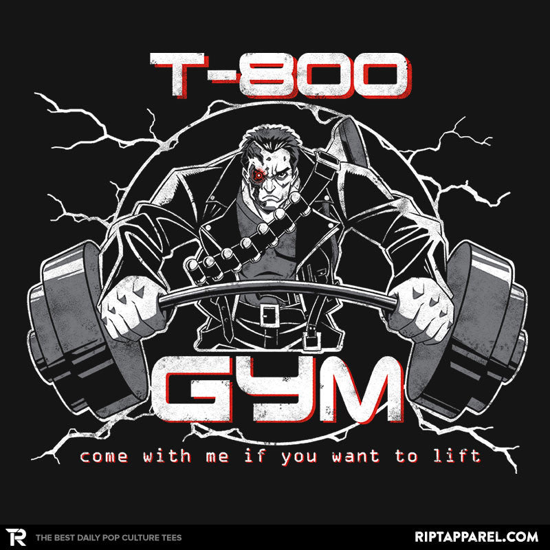 T-800 Gym - Collection Image - RIPT Apparel
