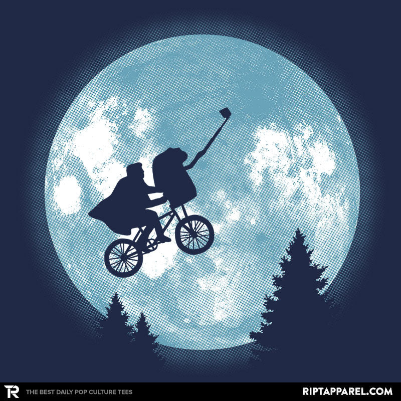 Phone Home Selfie - RIPT Apparel
