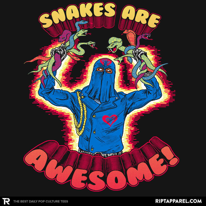 Snakes Are Awesome! - Collection Image - RIPT Apparel