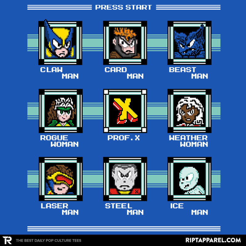 Mega X Man - RIPT Apparel