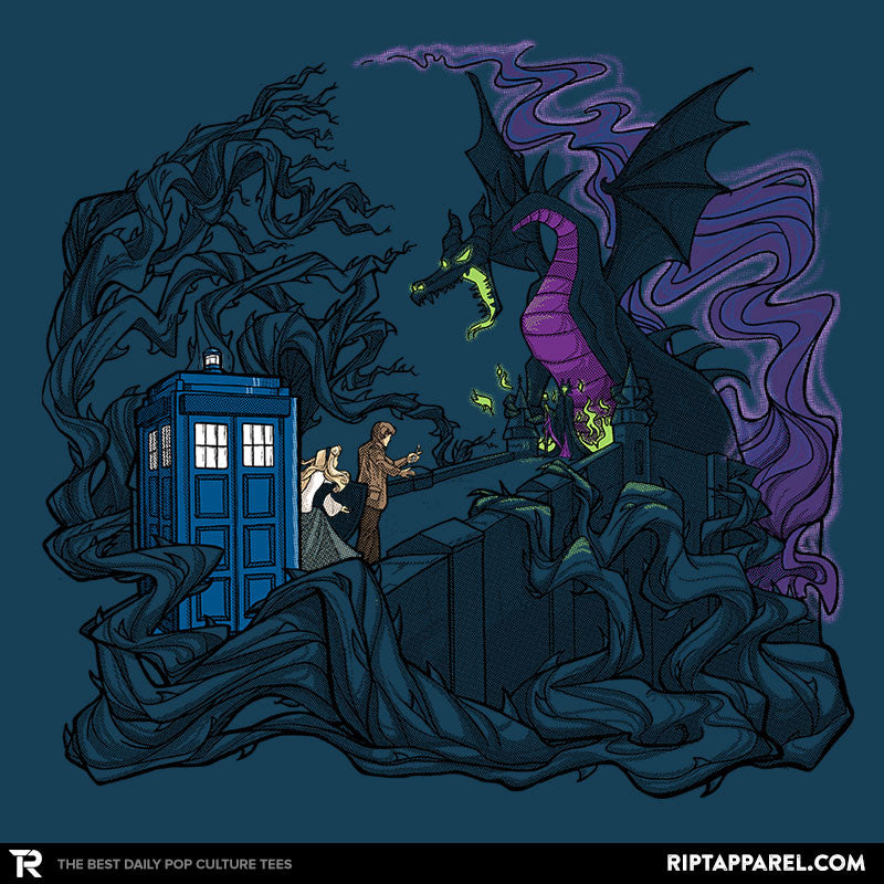 And Now You will deal with me, O' Doctor - RIPT Apparel